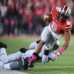 Ohio State's two-deep roster vs. Purdue