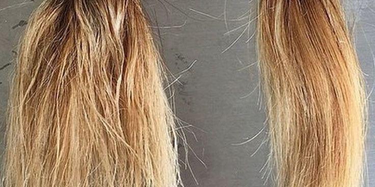 The new salon wonder-treatment that ACTUALLY fixes damaged hair - CosmopolitanUK