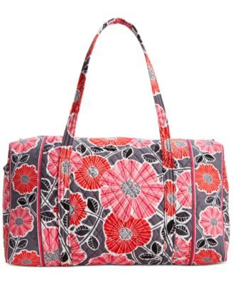 Vera Bradley Large Duffel Bag   macys.com