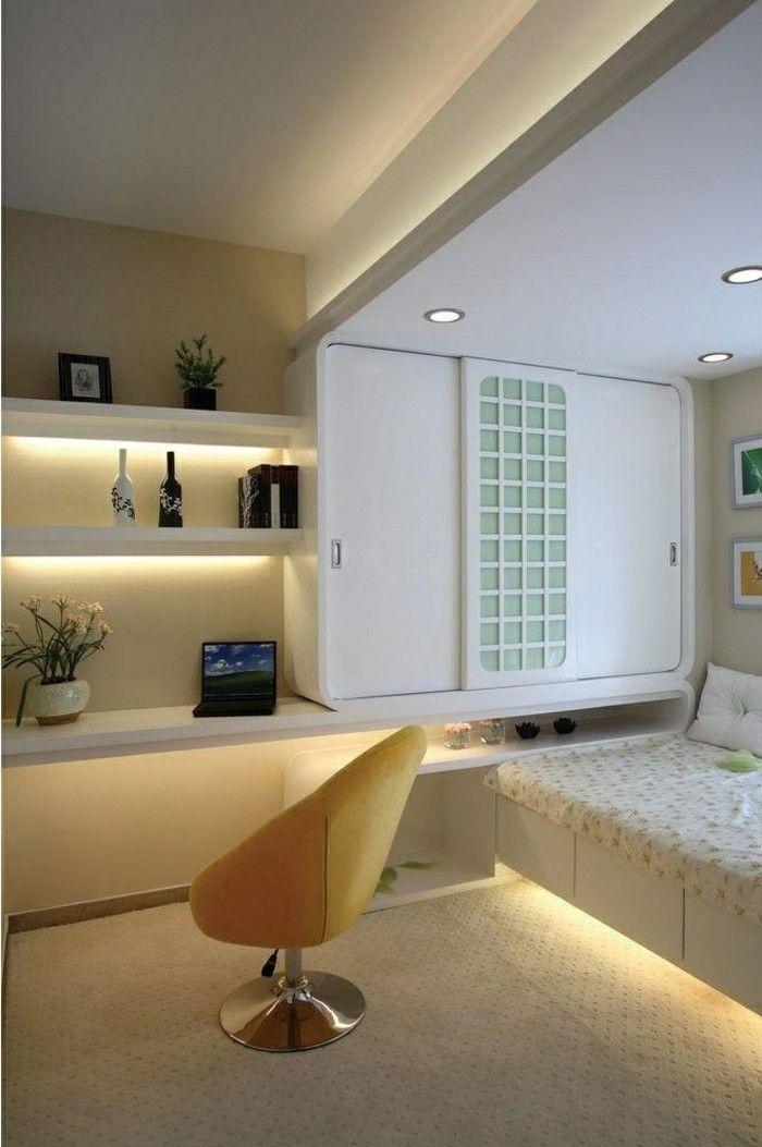 Die LED Lichtleiste - 30 Ideen, wie Sie durch LED Leisten verlockende Innendesigns schaffen