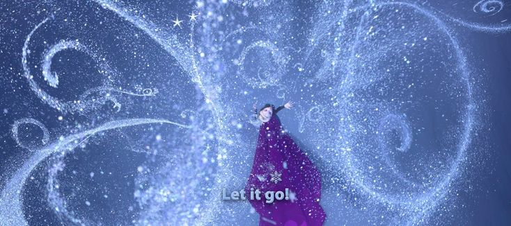 """Sing """"Let It Go"""" along with Elsa and prepare yourself for the Sing-Along version of Frozen opening in theatres on Friday! Get your tickets now: http://di.sn/iVu"""