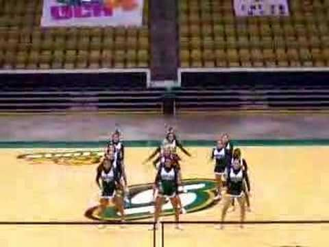 Cheerleading camp dance 06 (home pom) (Archbishop Shaw) still love this dance