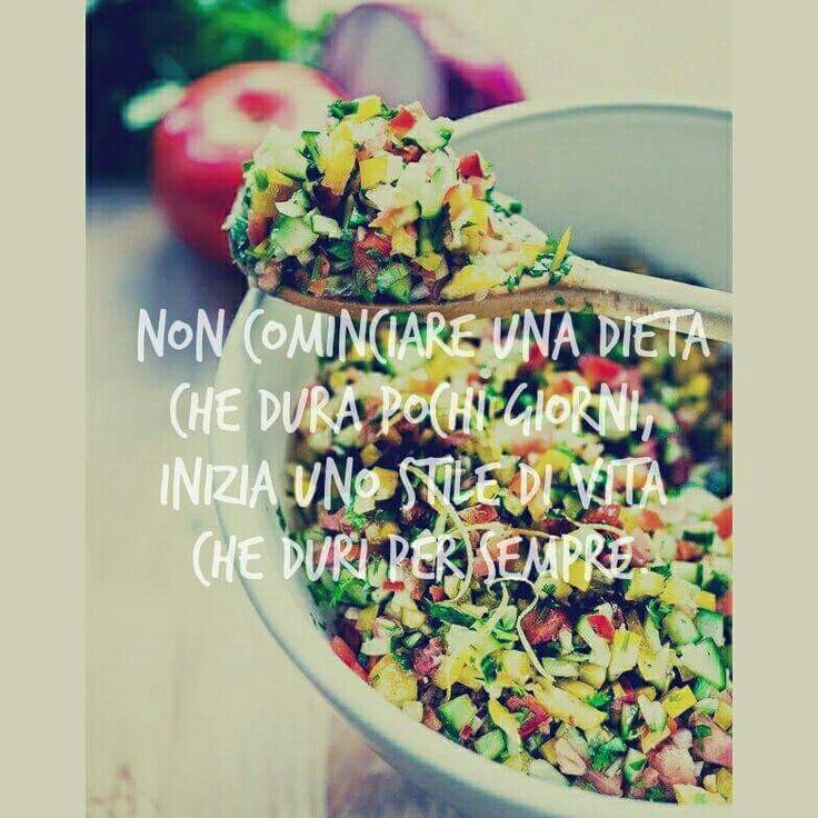 🌱 stile di vita 🌱  Vuol dire imparare a vivere in modo sano, alimentarsi bene, fare movimento e pensare positivo!  Se vuoi qualche consiglio.... Sono a tua disposizione!!!! ❤