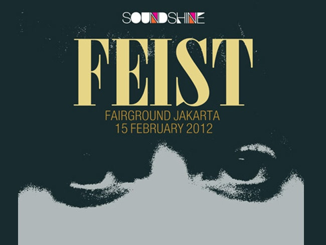 Feist @ Soundshine , Fairground - Jakarta 2012