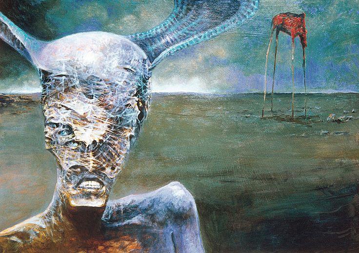 Krzysztof Krawiec - Korytarze snu