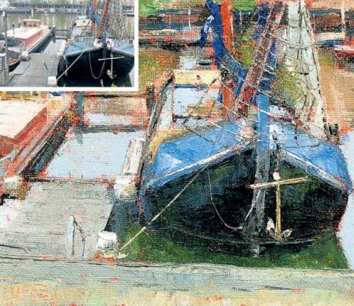 Bill Guffey - The virtual paintout