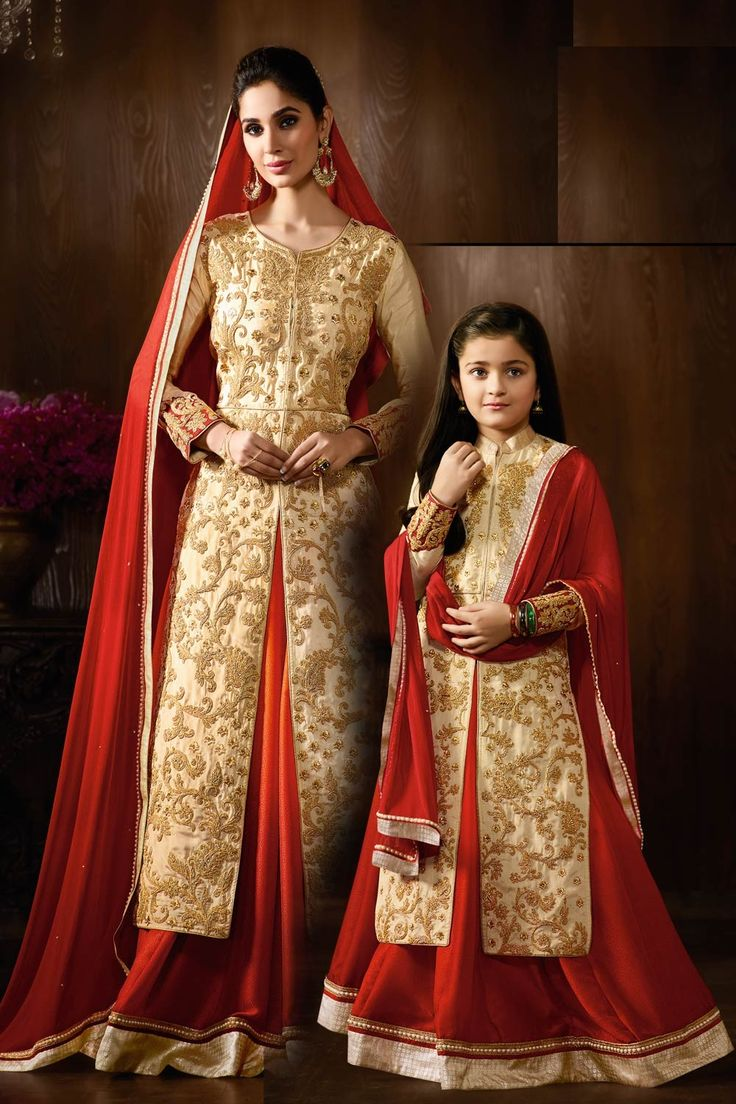 Mother and daughter clothes online-9415