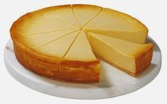 Mis Recetas Fitness: Torta de Queso baja en Calorias