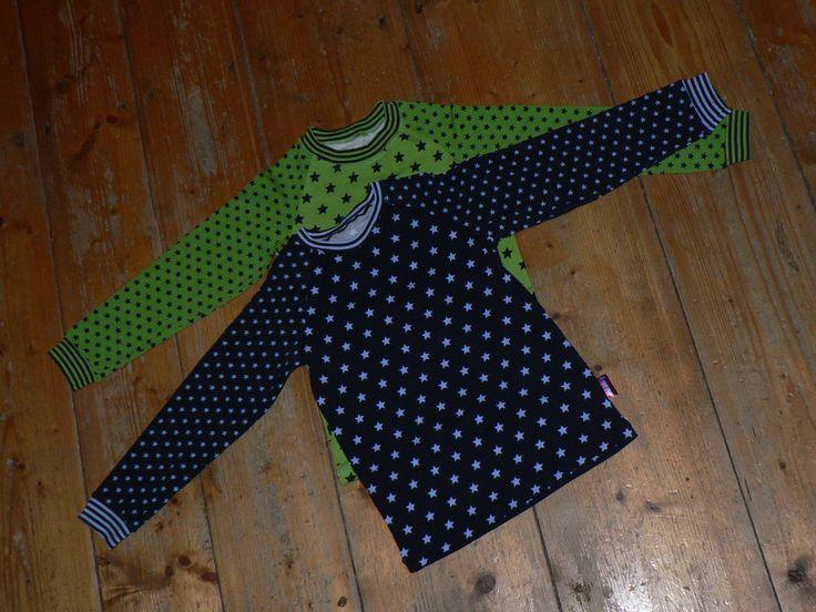 tričko velke i male hvezdy - na objednavku