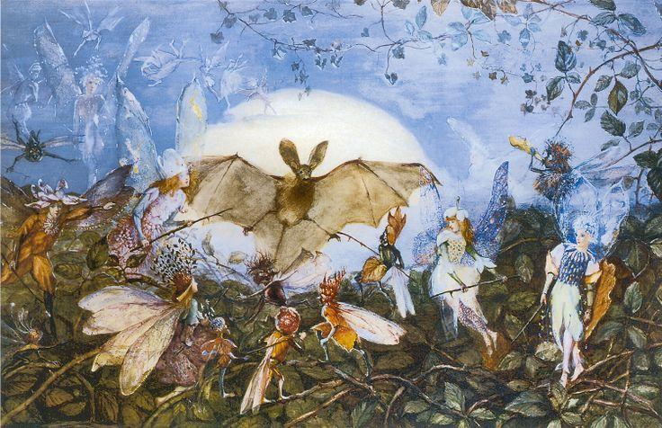 Trippy Fairy Garden  in 2020   Diy canvas art, Colorful