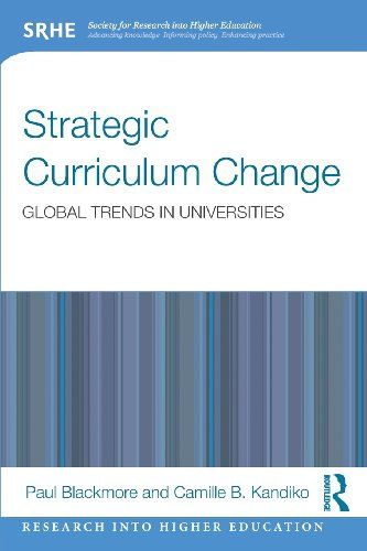 If you are involved in designing or redesigning program-level curriculum, then this book may offer inspiration.  Strategic Curriculum Change in Universities: Global Trends by Paul Blackmore http://www.amazon.ca/dp/0415809347/ref=cm_sw_r_pi_dp_uh8vub1J7P2YR