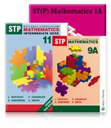 STP Maths. Written by an experienced author team, this tried and trusted Key Stage 3 maths course follows a proven format. Ideal for stretching higher ability students, the books provide thorough explanations with plenty of worked examples, revision exercises, practical work and investigations. From £15.99. Click to download FREE homework sheets and answers.