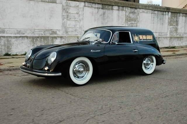 Porsche 356 Wagon Cool Wagons Pinterest Porsche 356