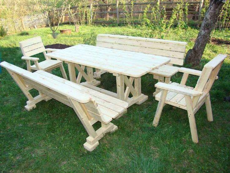 Садовая мебель под заказ, мебель для сада, мебель для дачи, беседки, скамьи, лавки, столы для сада. Запорожье, Украина.