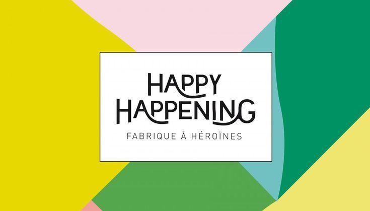 Les 14 et 15 novembre, rendez-vous au Carreau du temple pour le Happy Happening, l'événement promouvant l'entrepreneuriat féminin sous toutes ses formes.