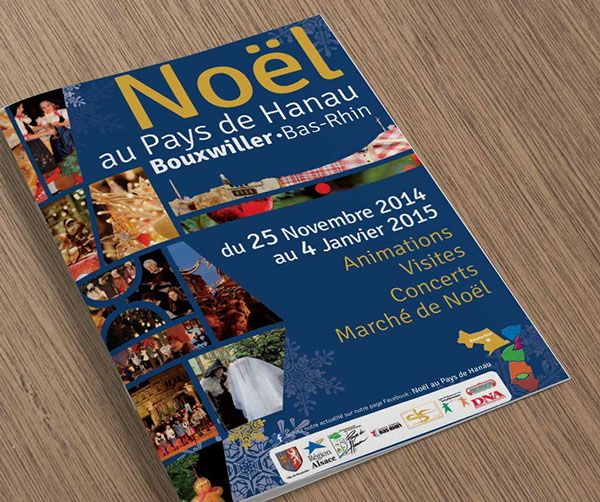 programme festivité noel 2014 bouxwiller - Pays de Hana