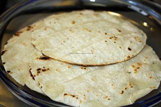 Kook de wereld rond!: Glutenvrije tortilla´s met Mexicaanse biefstukreep...