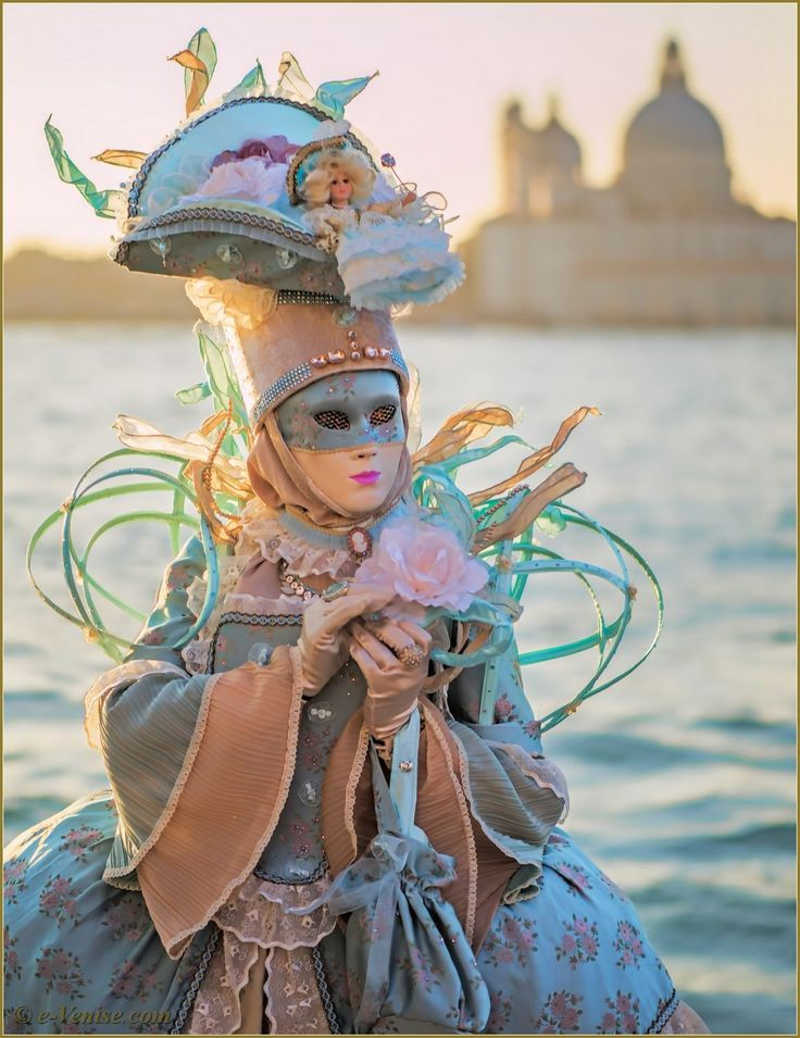Photos Masques Costumes Carnaval Venise 2015 | page 21