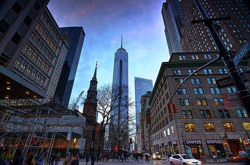 One World Trade Center (Ex Fredom Tower) - New York (USA)