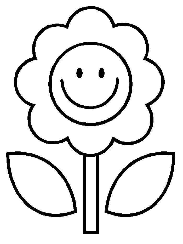 The 115 best Flower Coloring Pages images on Pinterest | Health ...