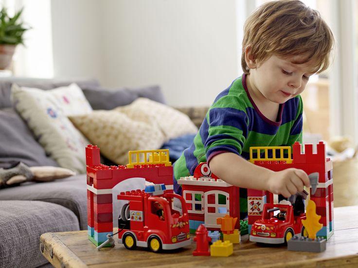 LEGO Duplo Feuerwehr Hauptquartier