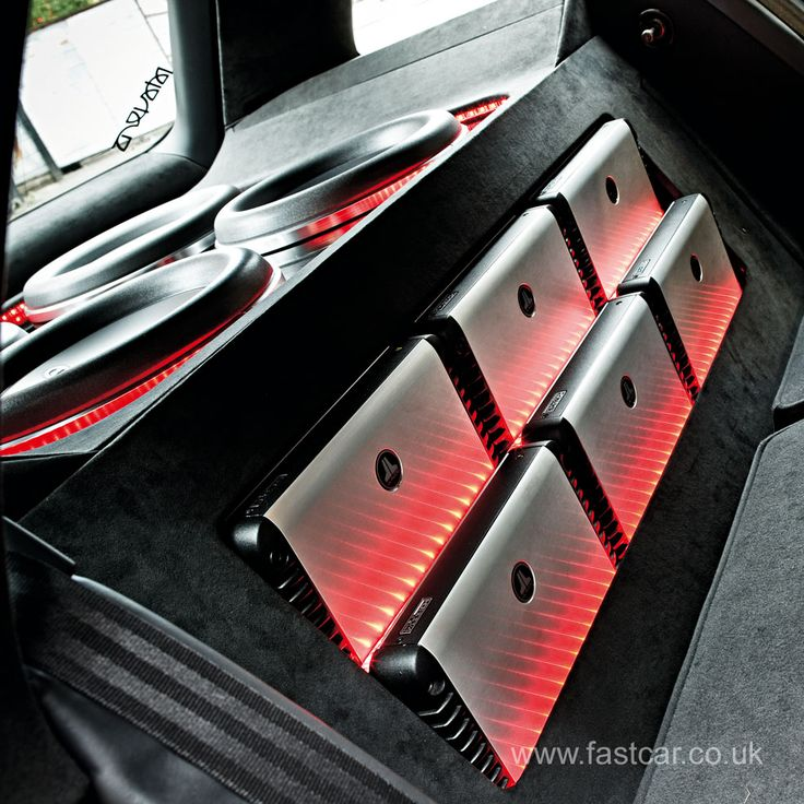 car audio security Audi A4 Rotiforms