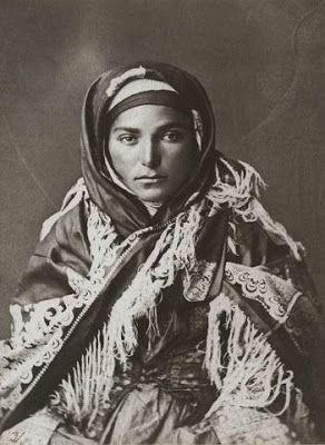 Lak Woman (Kuli, Dagestan)
