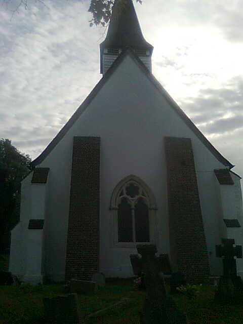 St Mary's, Northolt