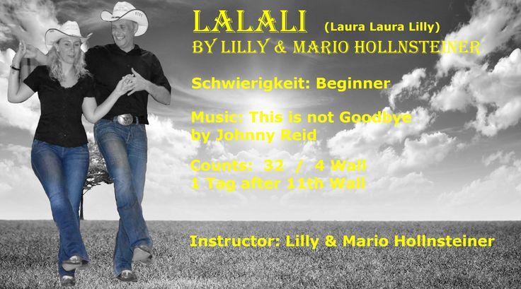 LaLaLi - LineDance (teach & dance)