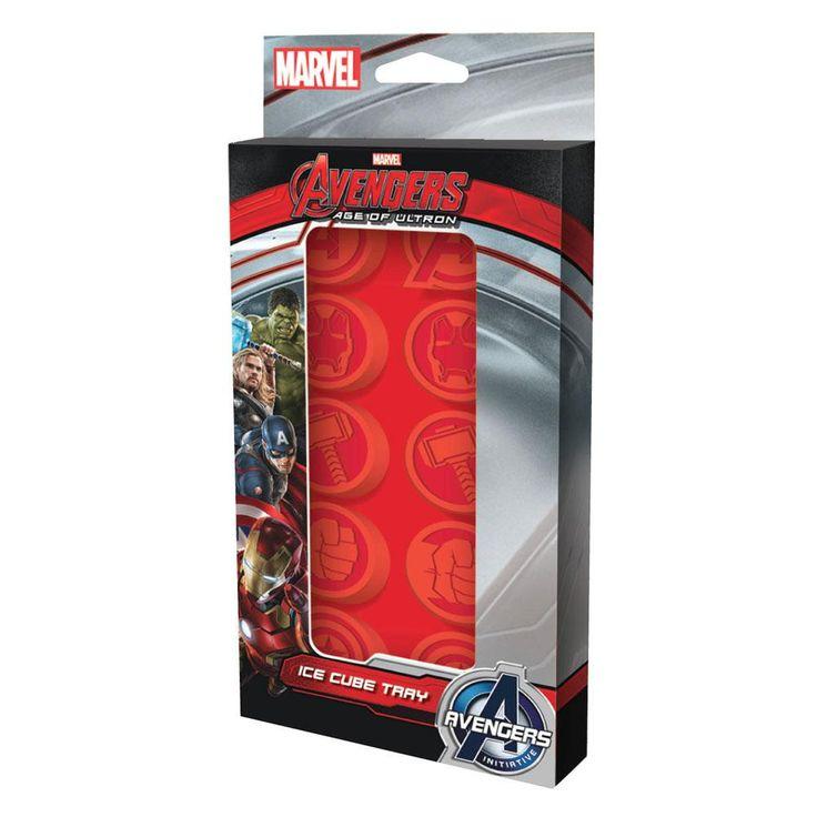 Avengers - Symbols Ice Cube Tray