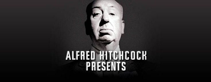Alfred Hitchcock Presents.... short stories filled with elements of horror, comedy and suspense..... *Commence evil laugh. Or sarcastic comment. Either way.*