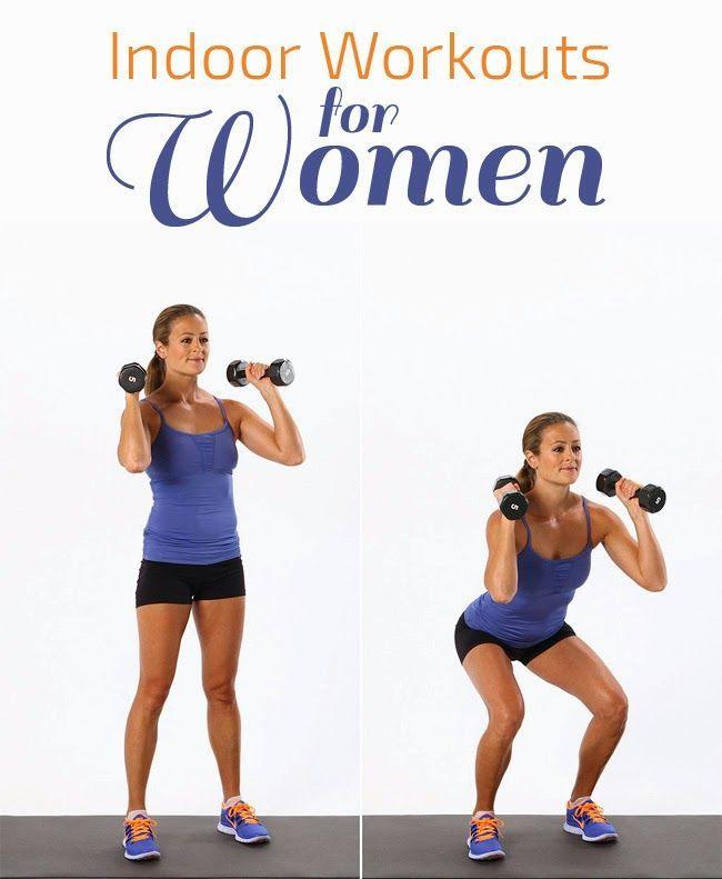 Indoor Workouts For Women