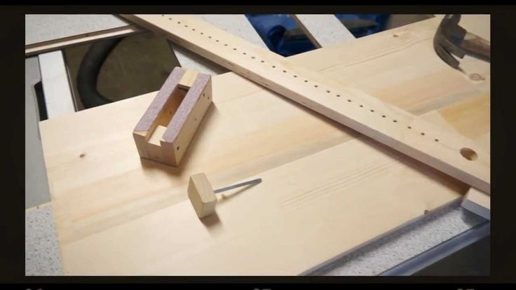 How to  adjustable wide board clamp/shop made