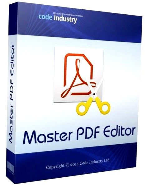 Code Industry Master PDF Editor 4 3 62 Patch Portable