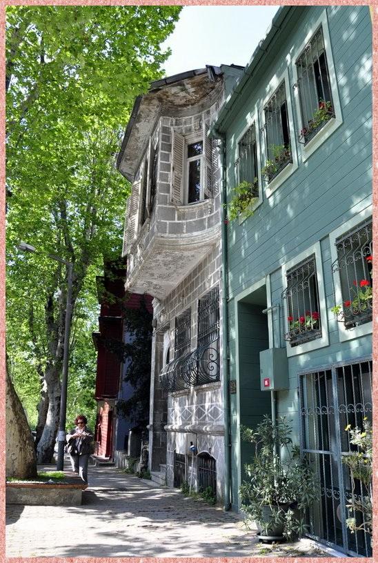 Kuzguncuk (Asya -Anadolu- Yakası) İstanbul, Türkiye