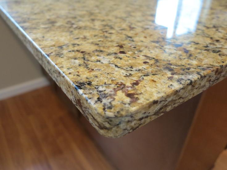 Flat Edge Granite Countertop Granite Countertops