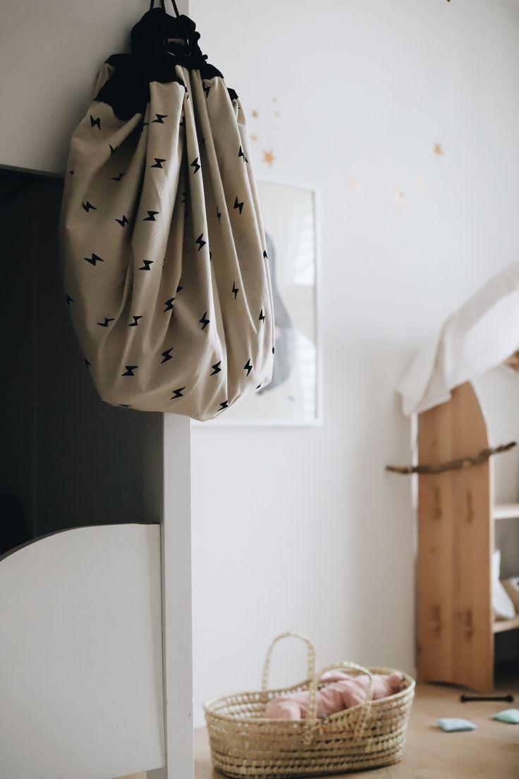 Kinderzimmer einfach, nachhaltig & praktisch einrichten