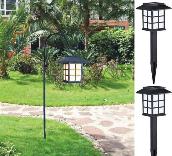 Hanging Outdoor Lights Without Trees: Outdoor Solar Hanging Lights- Elegant And Simple, These