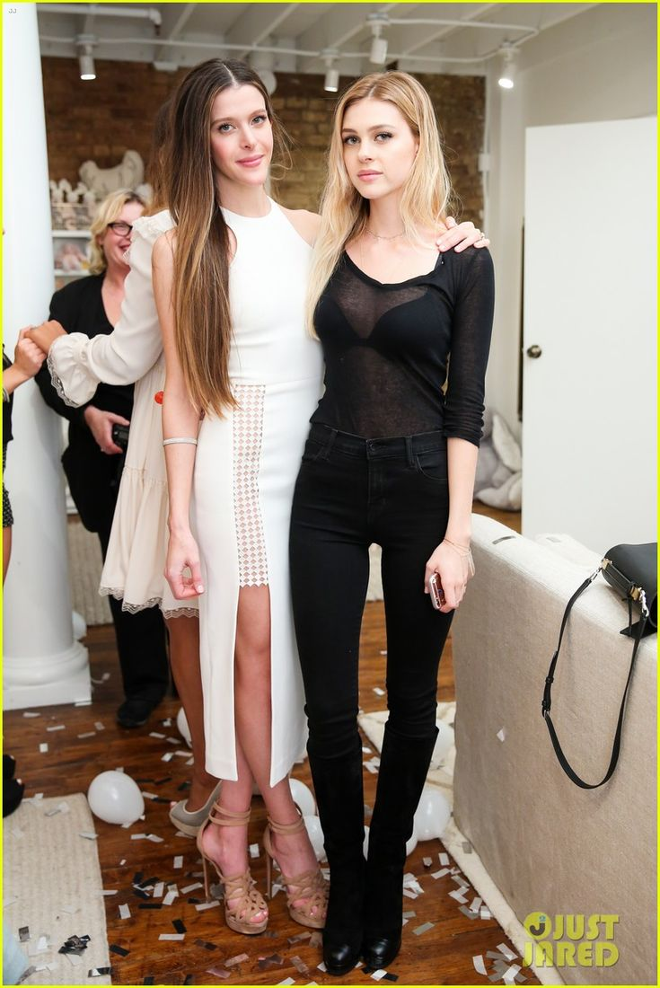 Nicola Peltz Supports Her Sister Brittany at Livly Store Opening