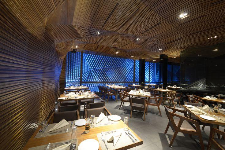 Gallery of Auriga Restaurant / Sanjay Puri - 6