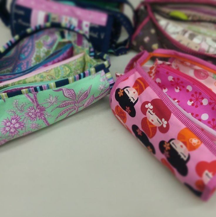 Sew Together Bags...love them!