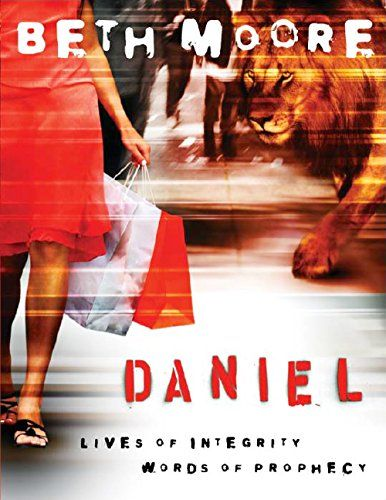 Daniel - Bible Study Book: Lives of Integrity, Words of P... http://www.amazon.com/dp/1415825882/ref=cm_sw_r_pi_dp_tGjuxb0JND46G