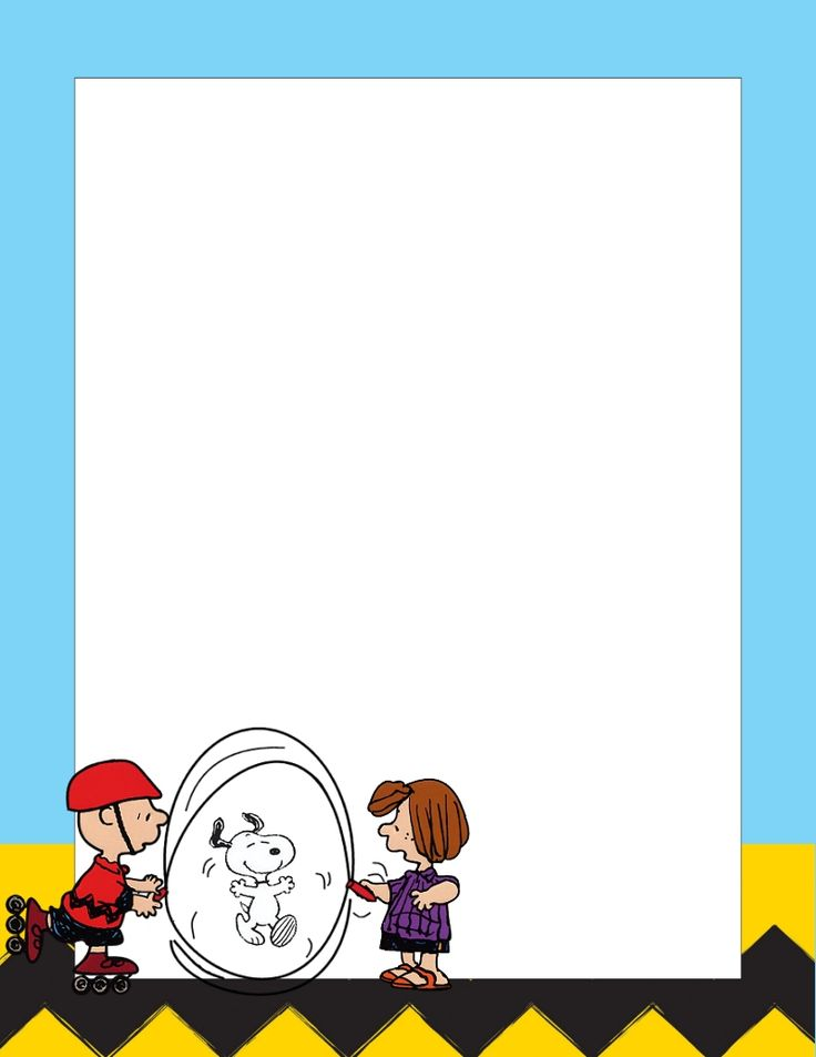 440 best Charlie Brown & Friends Printables images on Pinterest ...
