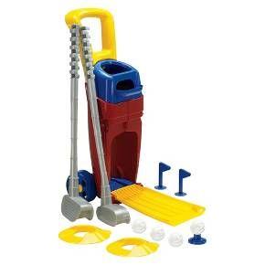 American Plastic Toys Junior Pro Golf Set : Target