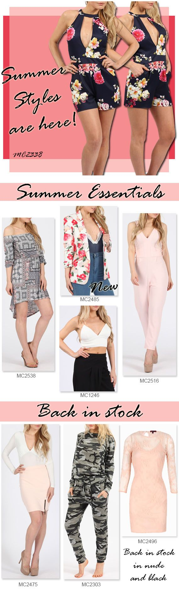 Missi Clothing – one of the most reputed names you must have come across while going through the list of clothing homes and wholesalers. This house is situated in Manchester in UK and is catering to the requirements of wholesale ladies fashion in UK and USA in the best possible manner since a long time.