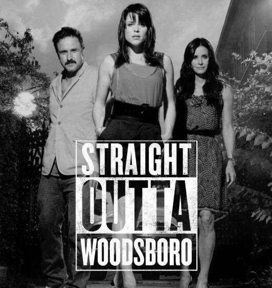 #Scream #Woodsboro