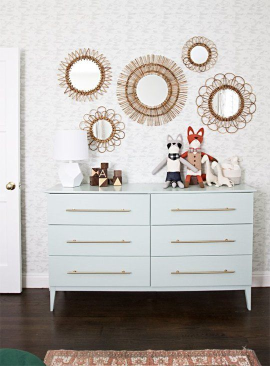 Before & After: An IKEA Dresser Goes from Elementary to Elegant — Smitten Studio