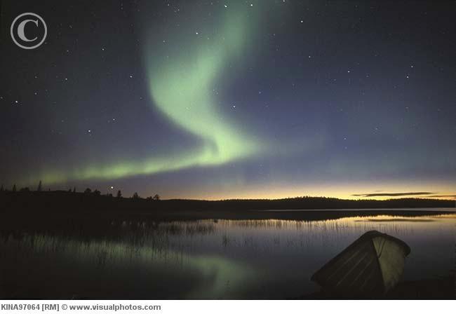 Lemmenjoki National Park, Finland