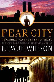 Fear City (Repairman Jack, Book 18) by F. Paul Wilson – Book Review.  Centered around an obscure group of malcontents intent on creating a terrible explosion in New York City in 1993, Fear City shows the final stages of young Jack becoming Repairman Jack.  Read More @ http://buzzymag.com/fear-city-repairman-jack-book-18-paul-wilson/