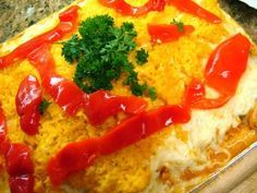 Arroz Imperial, I'm making this for Valentine's Day Pot Lock - delicioso.